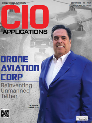 DRONE AVIATION CORP: Reinventing Unmanned Tether